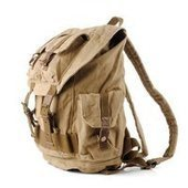 cool canvas rucksack daypacks | lady one bag | Scoop.it