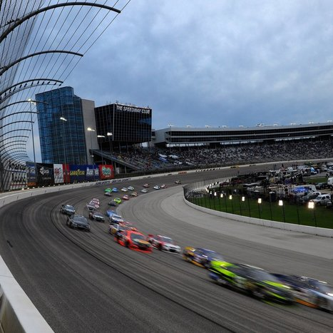 Biggest Winners and Losers from NASCAR Sprint Cup Series at Texas Motor ... - Bleacher Report | NASCAR After Texas | Scoop.it