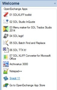 How to transfer apps from SDL Trados Studio 2011 to 2014 (by Emma Goldsmith) | Translator Tools | Scoop.it