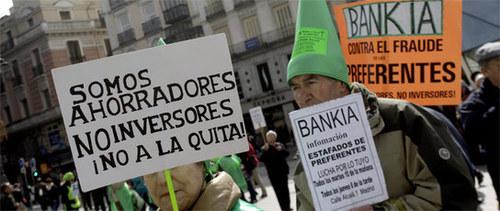 El arbitraje de las preferentes impide la defensa por la vía judicial – elConfidencial.com | Jaime Navarro Abogado contra Bancos