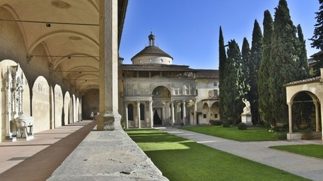 Friend of Italy? Help Save Pazzi Chapel in Florence! Kickstarter in Italy | Life in Italy: travel, food, tips | Scoop.it