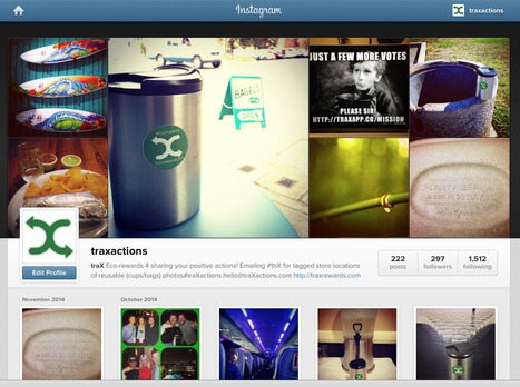 How to Use Instagram to Grow Your Company Followers | Social-Local-Mobile by TraX | Scoop.it