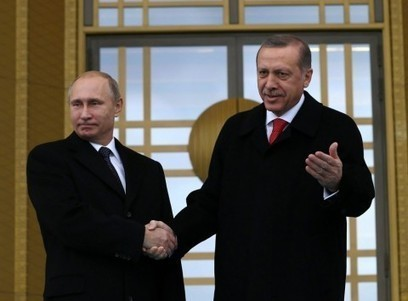How Russia's Putin and Turkey's Erdogan were made for each other - Washington Post (blog) | Natural Gas Legislation, GTL Legislation, FERC Natural Gas Pipelines, Natural Gas Development | Scoop.it