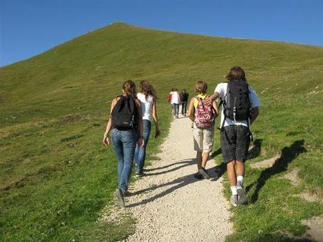Annecy | La montagne veut séduire: pics d'activité et offres au sommet | montagne | Scoop.it