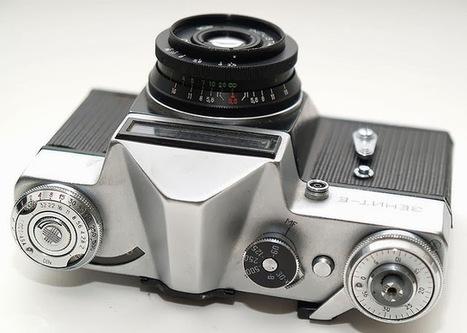 Shooting Film: How To Loading and Rewinding Film in a Zenit E | L'actualité de l'argentique | Scoop.it