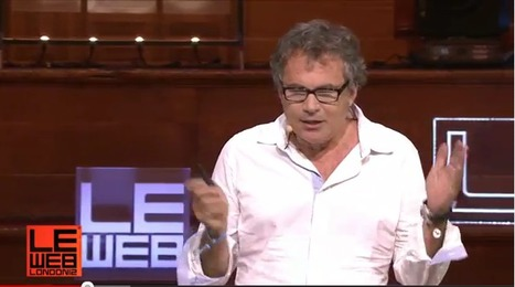 Martin Varsavsky talk at LeWeb London 2012 | Marie Rufo | le web london 2012 | Scoop.it