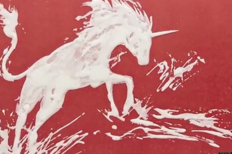 Art Out Of Melted Kit Kat Bars? | The Huffington Post | Kiosque du monde : Océanie | Scoop.it