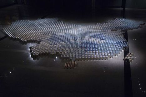 Ai Weiwei : Baby Formula | Art Installations, Sculpture, Contemporary Art | Scoop.it