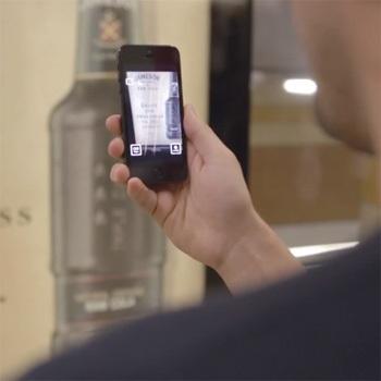 Jameson Irish Whiskey: Playable AR Billboards   augmented reality examples   Scoop.it