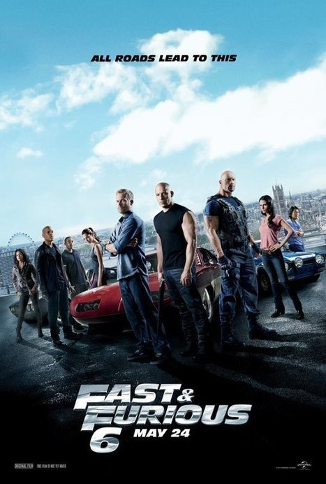 'Fast & Furious 6′ Reviews: Another Hit For Vin Diesel & The Gang? | Beautiful Women - Celebrity News - Pop Music | Scoop.it