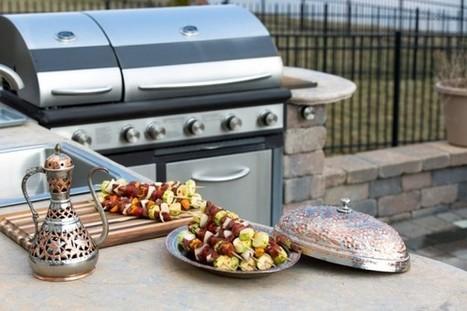 Comment aménager une cuisine extérieure ?   Immobilier   Scoop.it