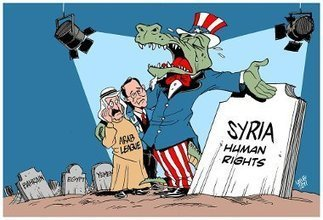 M of A - Syria - The U.S. Propaganda Shams Now Openly Fail | Global politics | Scoop.it
