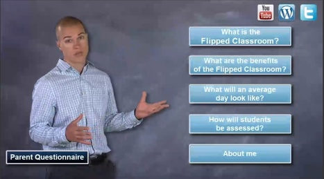 Graham Johnson nos explica su visión del FC | The Flipped Classroom | Pedalogica: educación y TIC | Scoop.it