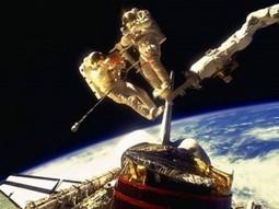 NASA Television 2h d'antenne le 22 Août 2013 pour la sortie dans l'espace de cosmonutes russes! | radioamateurs  news | Scoop.it
