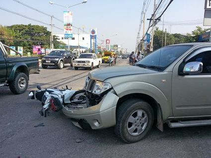 Most Common Motorcycle Crash Injuries | California Motorcycle Accident Attorney News | Scoop.it