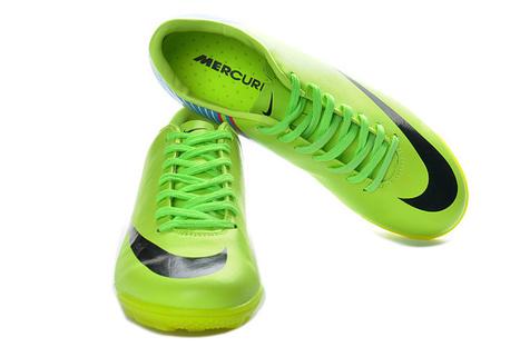 Nike Mercurial Vapor X TF Green Blue Black for Sale Buy Now | fashion | Scoop.it