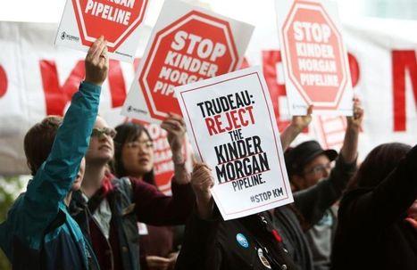 Canada: Trudeau rompt avec les autochtones et environnementalistes | mvasteels | Scoop.it