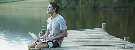 Et si demain, vous n'aviez plus du tout de bureau? - HBR | l'accompagnement quotidien de la vie active et professionnelle - coaching | Scoop.it