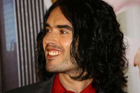 Russell Brand may be a soundbite on legs – but he's not about to go away - The Conversation UK | Peer2Politics | Scoop.it