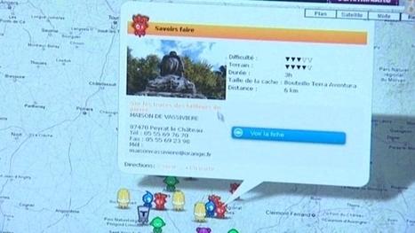 Limoges: le succès du géocaching | Actualités du Limousin pour le réseau des Offices de Tourisme | Scoop.it