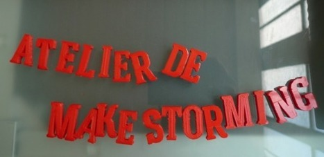Protomaton : L'atelier de makestorming imaginé par nod-A | Innovations urbaines | Scoop.it