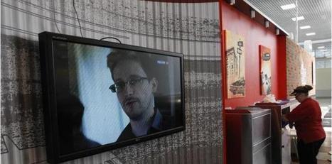 Edward Snowden attend les documents officiels qui doivent régulariser sa situation en Russie   Geeks   Scoop.it