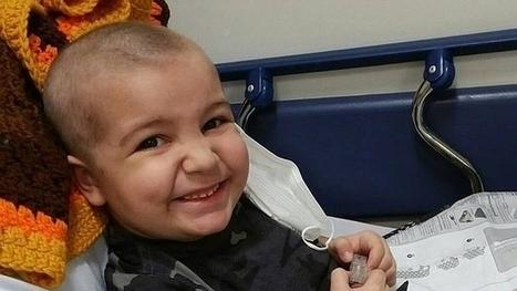 Gideon, el niño enfermo de leucemia, que pidió matrimonio a su enfermera favorita | esperity | Scoop.it