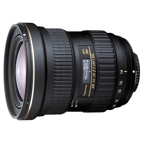 Tokina announces ultra-wide 14-20mm F2 lens for Canon and Nikon crop sensor DSLRs | Photography Gear News | Scoop.it