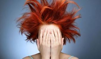 Burned hair? Don't know how to deal with it? | HairVenture | Scoop.it