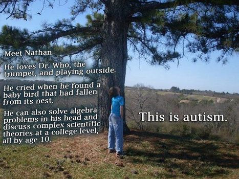 Autism - When Awareness Isn't Enough | Social Skills & Autism | Scoop.it