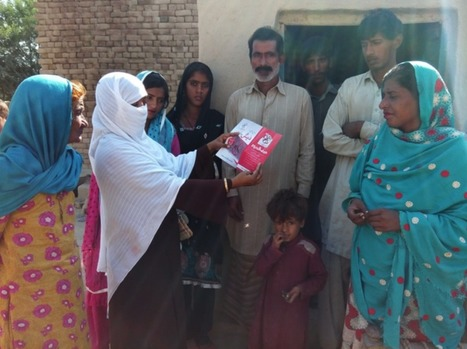 Data Driven Decisions: Connecting vulnerable women with health services in Pakistan | Making All Voices Count | Internet Development | Scoop.it