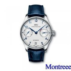 IWC Portuguese automatique hommes IW500107 Montre Replique [IW500107] | AAA replica  watches from china | Scoop.it
