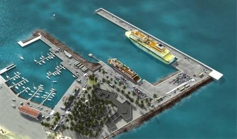 El Gobierno busca la forma jurídica que permita continuar la ampliación del puerto de Playa Blanca | Noticias de la Contratación Pública | Scoop.it