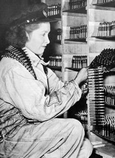 Les femmes et la seconde guerre mondiale | Première guerre mondiale et travail des femmes | Scoop.it