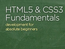 HTML5 & CSS3 Fundamentals: Development for Absolute Beginners (Channel 9) | Lectures web | Scoop.it