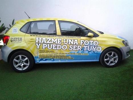 Spain: Take a pic of a special Polo Volkswagen and it could be yours by the end of the summer | Street & Guerrilla Marketing | Scoop.it