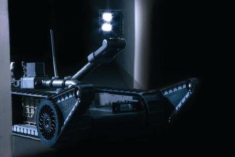 Des iRobot PackBots militaires patrouilleront durant la Coupe du Monde 2014 au Brésil | veille technologique sur la robotique 3A | Scoop.it