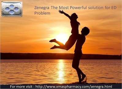 Zenegra - Reduce Sexual Consequences caused by ED | Health | Scoop.it