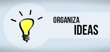 Organiza grandes ideas en esta plataforma en línea | Educacion, ecologia y TIC | Scoop.it