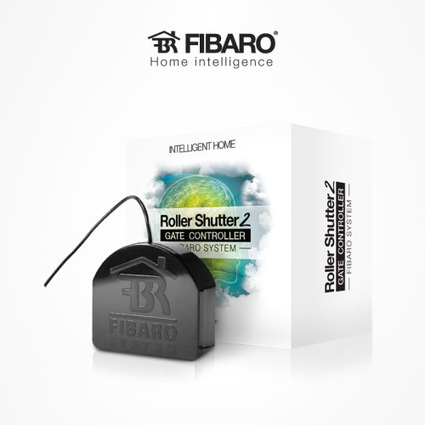 Nouveau module FGRM221 Z-wave chez Fibaro | Domotique Info | Scoop.it