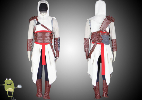 Assassin's Creed Altair Cosplay Costume for Sale | Anime Cosplay Costumes | Scoop.it