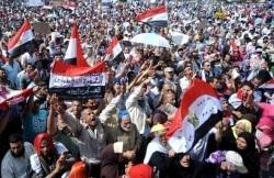 Egypte: manifestation place Tahrir pour critiquer le pouvoir militaire (LExpress.fr)   Égypt-actus   Scoop.it