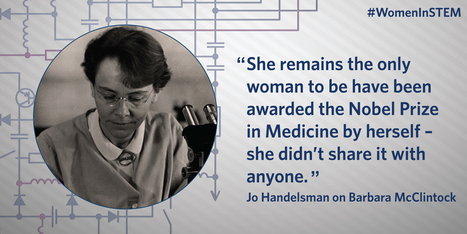 The Untold History of Women in Science and Technology | Technology in the Science Classroom | Scoop.it