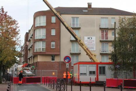 Wazemmes: la rue de Flandre bloquée à la circulation, ce matin - La Voix du Nord | J'aime Wazemmes | Scoop.it