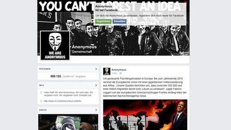"""Anonymous Kollektiv"" offline: Ein bisschen weniger Hass   BR.de   Netzpolitik   Scoop.it"