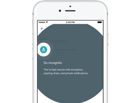 Google lanzó Allo, la app con la que le competirá a WhatsApp • ENTER.CO | Mobile Technology | Scoop.it