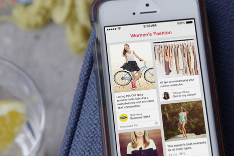 Pinterest Launches Paid Ads With Select Brands | digital mentalist  and cool innovations | Scoop.it