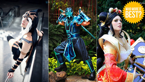 A League of Legendary Cosplayers | Cosplay News | Scoop.it