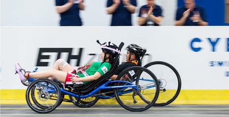 Así entrenan los deportistas europeos para las primeras olimpiadas biónicas | PerCientEx | Scoop.it
