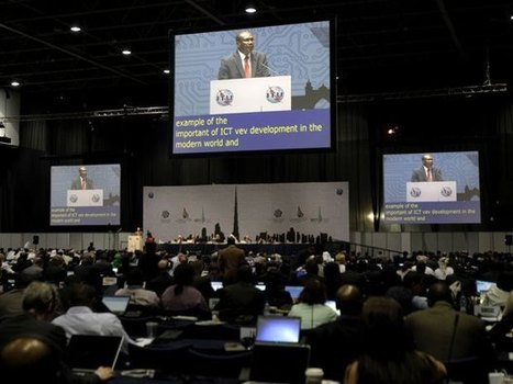 ITU regulation: Canada right to leave UN meeting, says Byron Holland | FP Tech Desk | Financial Post | Canadian Internet Forum | Scoop.it